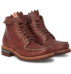 visvim - Fringed Leather Boots