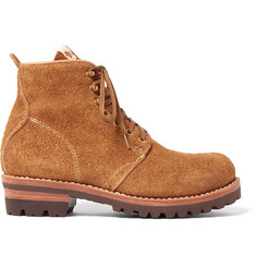 visvim Zermatt Rough-Out Leather Boots