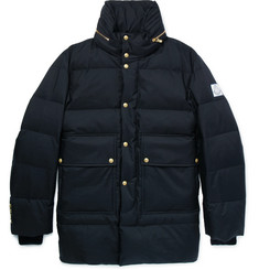 Moncler Gamme Bleu - Quilted Twill Down Jacket