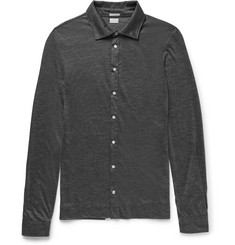 Massimo Alba - Slim-Fit Wool Shirt