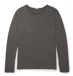 Massimo Alba Slim-Fit Cotton and Cashmere-Blend T-Shirt