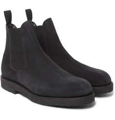 Officine Generale - Suede Chelsea Boots