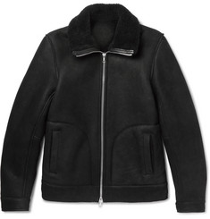 Officine Generale Shearling Jacket