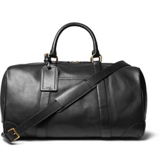 Polo Ralph Lauren Leather Duffle Bag