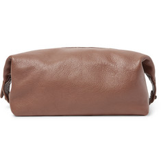 Polo Ralph Lauren - Full-Grain Leather Wash Bag