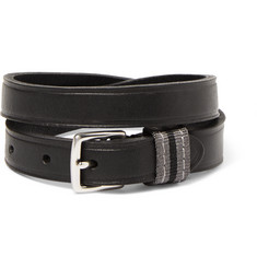Polo Ralph Lauren Leather Wrap Bracelet