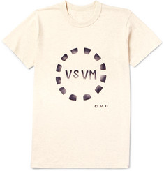 visvim Slim-Fit Printed Cotton-Jersey T-Shirt