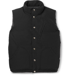Battenwear Quilted Cotton-Blend Down Gilet