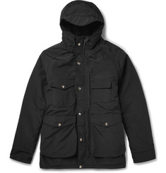 Battenwear Northfield Cotton-Blend Hooded Parka