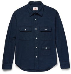 Battenwear Camp Cotton-Flannel Shirt