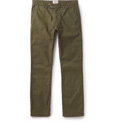 Battenwear Field Slim-Fit Cotton-Blend Trousers