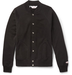 Battenwear Fleece-Back Cotton-Blend Jersey Zip-Up Jacket