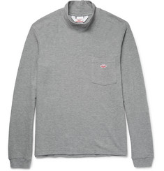 Battenwear Cotton-Piqué Top