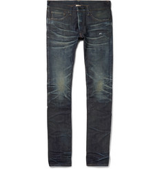 Fabric-Brand & Co - Jericho Slim-Fit Selvedge Denim Jeans