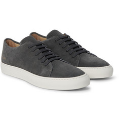 Common Projects - Court Suede Sneakers