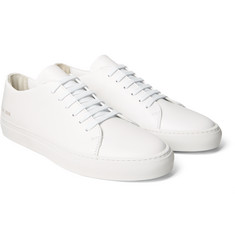 Common Projects - Court Leather Sneakers