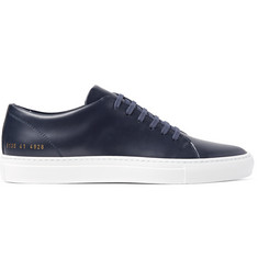 Common Projects Court Leather Sneakers