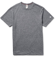 Todd Snyder + Champion Mélange Cotton-Jersey T-Shirt