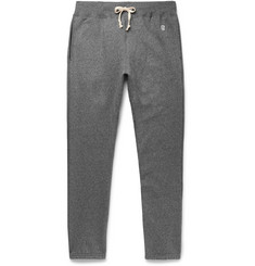 Todd Snyder + Champion Fleece-Back Cotton-Blend Jersey Sweatpants