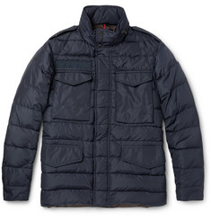 Moncler Zacarie Quilted Shell Down Jacket