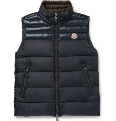 Moncler - Dupres Quilted Shell Down Gilet