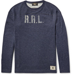 RRL Printed Cotton-Jersey T-Shirt