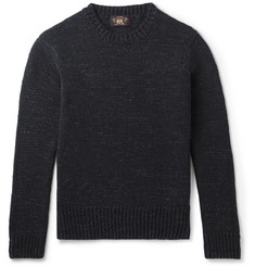 RRL Mélange Cotton Sweater