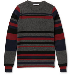 J.W.Anderson Striped Merino Wool Sweater