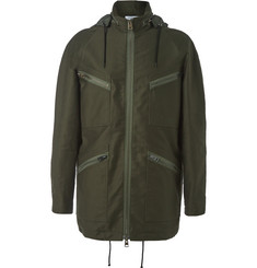J.W.Anderson Brushed-Cotton Twill Field Jacket