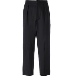 J.W.Anderson Cropped Stretch-Cotton Trousers