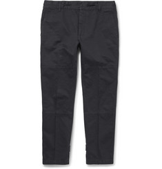 Marc Jacobs Drawstring Cotton Trousers