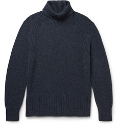 Marc Jacobs - Mélange Cashmere Rollneck Sweater