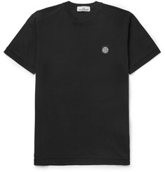 Stone Island - Slim-Fit Cotton-Jersey T-Shirt