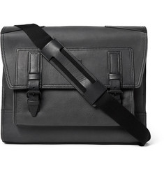 Belstaff - Citymaster Two-Tone Leather Messenger Bag