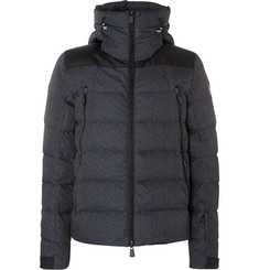 Moncler Grenoble Quilted Down Ski Jacket