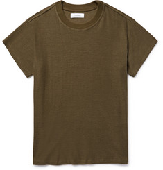 Fanmail Slub Hemp and Organic Cotton-Blend Jersey T-Shirt
