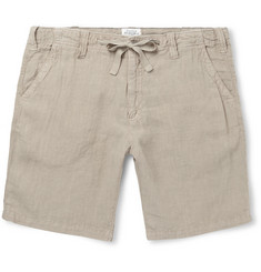 Hartford Drawstring Linen shorts