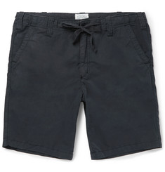 Hartford Slim-Fit Drawstring Cotton Shorts