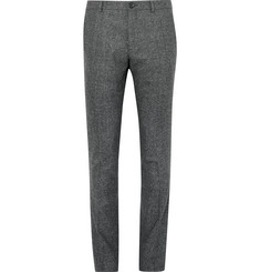 PS by Paul Smith Slim-Fit Mélange Wool Trousers