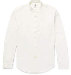 PS by Paul Smith Grandad-Collar Cotton Shirt