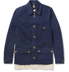 Undercover Cotton-Twill Field Jacket