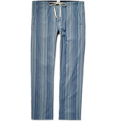 Paul Smith Striped Cotton Pyjama Trousers