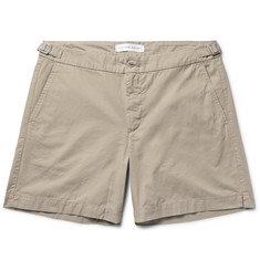 Orlebar Brown Carvin Slim-Fit Cotton-Twill Shorts