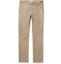 Orlebar Brown - Campbell Slim-Fit Stretch-Cotton Twill Trousers