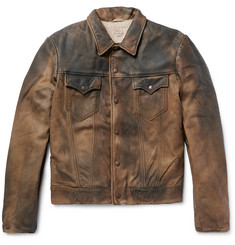 Levi's Vintage Clothing Type III Shearling Jacket