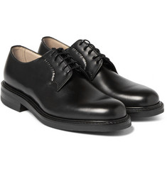 Church's - Shannon Whole-Cut Polished-Leather Derby Shoes