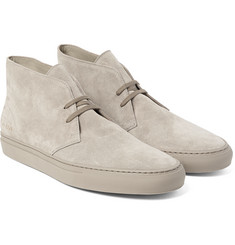 Common Projects - Suede Chukka Boots