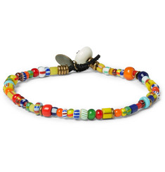 Mikia Glass Bead Bracelet
