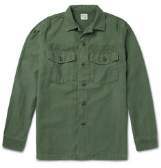 OrSlow Slub Cotton Shirt