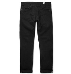 OrSlow - 107 Slim-Fit Washed Selvedge Denim Jeans
